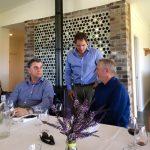 Mountain Ridge Wines restaurant serving modern Australian near Berry, NSW