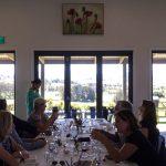 Restaurant at Mountain Ridge Wines on the Shoalhaven Coast