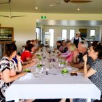 Modern Australian dining at Mountain Ridge Wines restaurant in the Shoalhaven